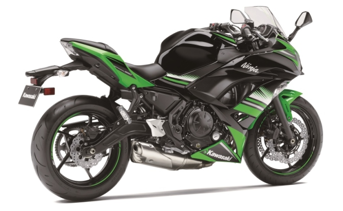The 2017 Kawasaki Ninja 650 gets sharper, lighter and meaner!
