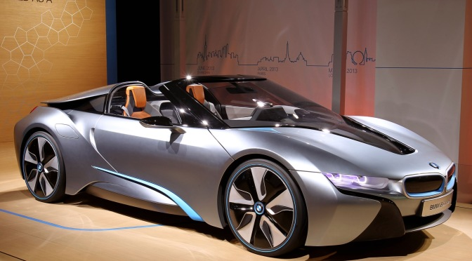 bmw i8 roadster new cars gallery. Black Bedroom Furniture Sets. Home Design Ideas