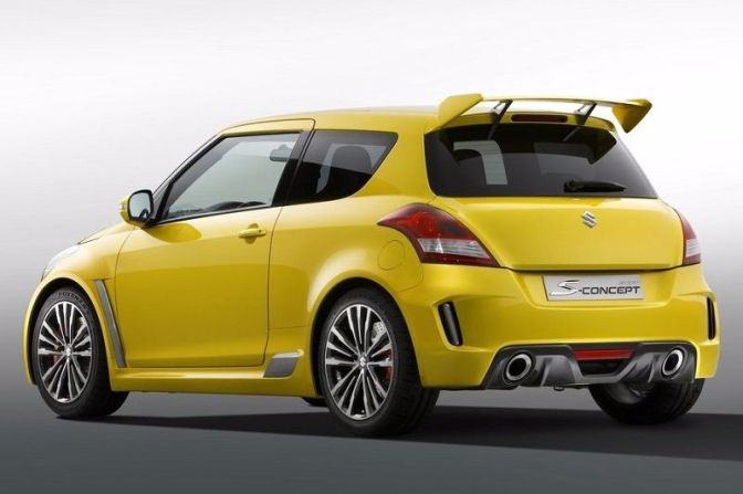 The powerful Maruti Swift Sport to debut in India next year?