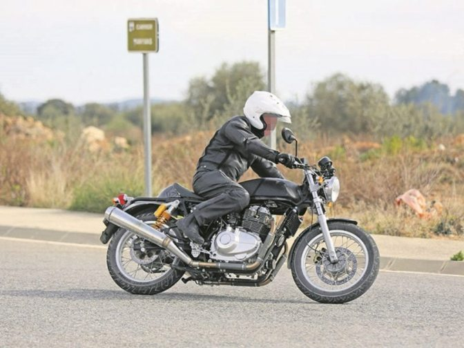The 750cc twin-cylinder Royal Enfield to be launched by late 2017