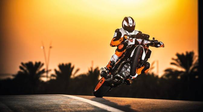 New KTM 1290 Super Duke R official video – best thing on the Internet today