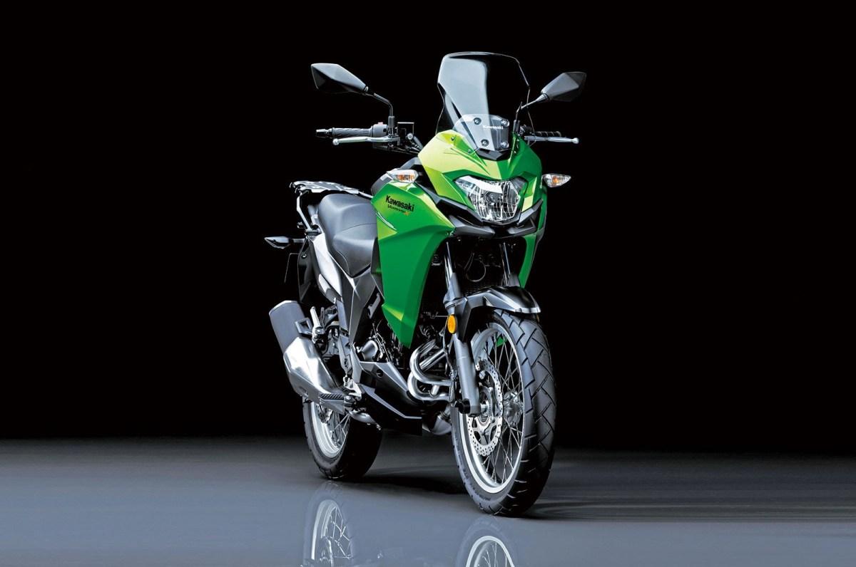 Kawasaki Versys Weight Limit