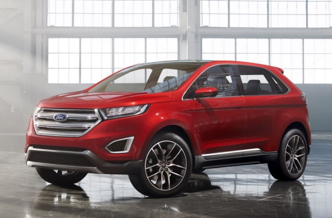 New Generation Ford Ecosport To Make Its World Debut On Th November