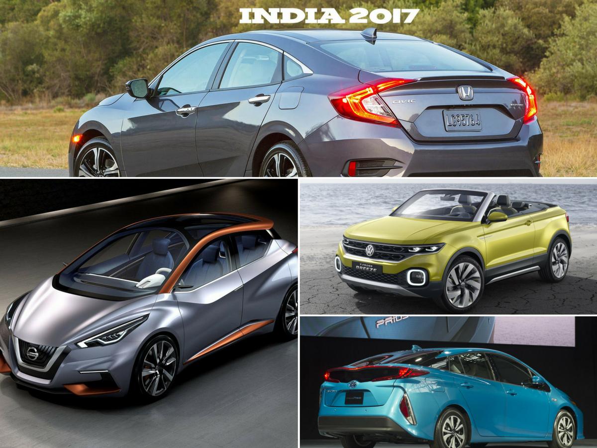 Upcoming cars in India 2016/2017/2018 | Autocargurus