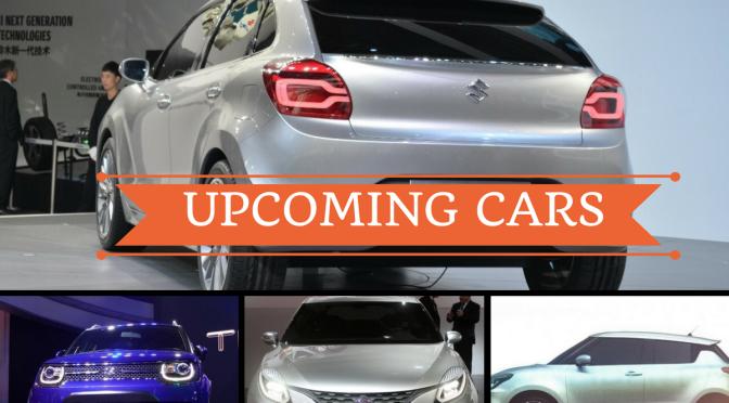 7 Upcoming Maruti Suzuki cars in India 2016/2017 | Autocargurus