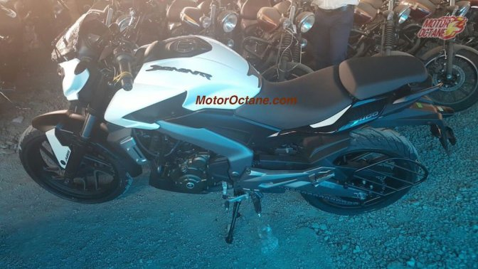 Bajaj to launch Dominar 400 tomorrow, detailed spy shots arrives ahead of the launch