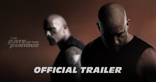 Trailer of The Fast and the Furious 8 (Fate of the Furious) is out and it's disappointing!