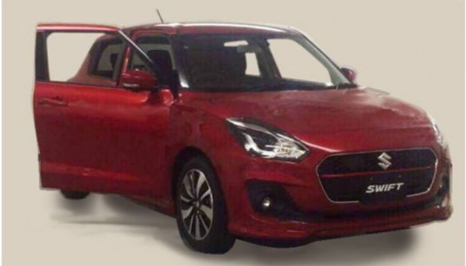 2017 Maruti Swift clear image out