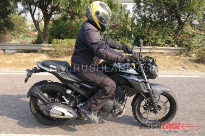 Yamaha FZ200/250 to launch by late January 2017?