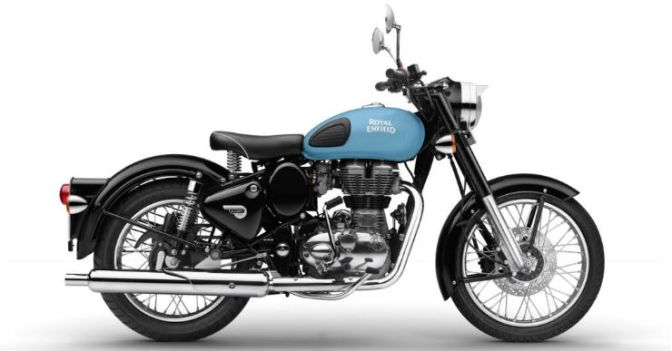 Royal Enfield grows by 25.5 per cent last month