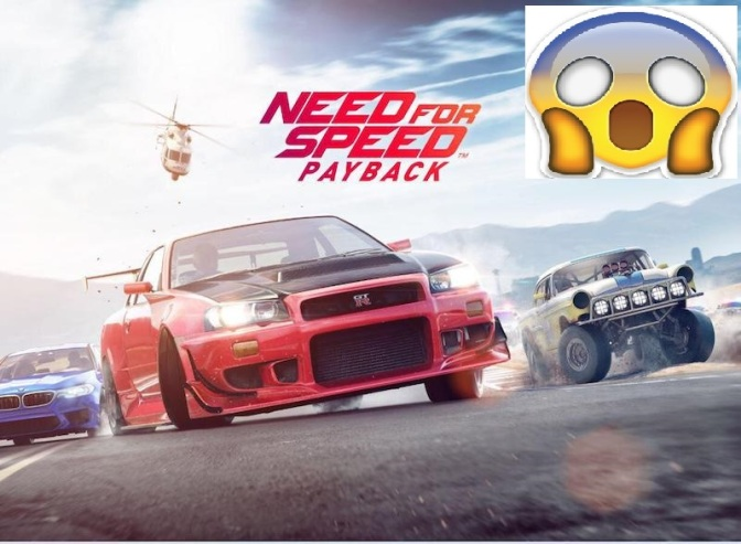 Need For Speed to launch Payback game on 10th November and it looks like Fast & Furious