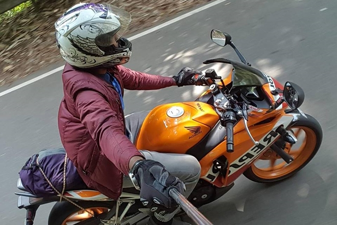 Kerala rider loses life while completing Saddle-Sore challenge, rams into lorry from behind