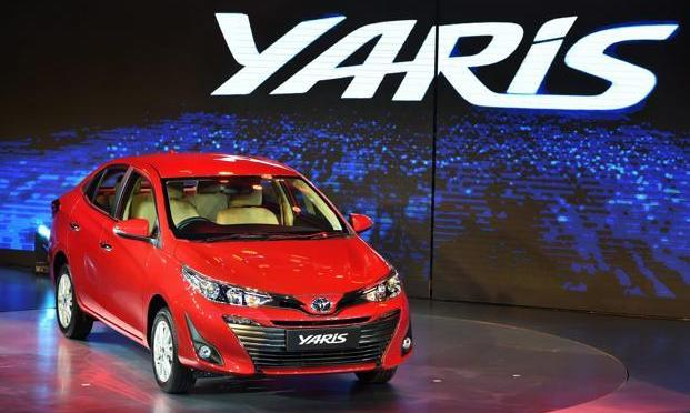 Toyota Yaris 2018 launched in India, Price starts at Rs 8.75 lakh
