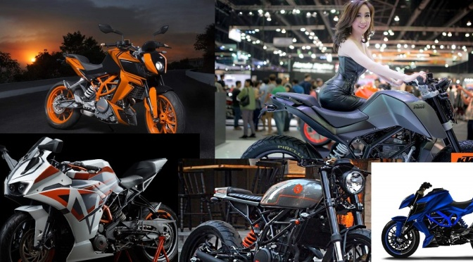 Top 5 Modified KTM Duke 200, Duke 390 and RC 390 from around the world