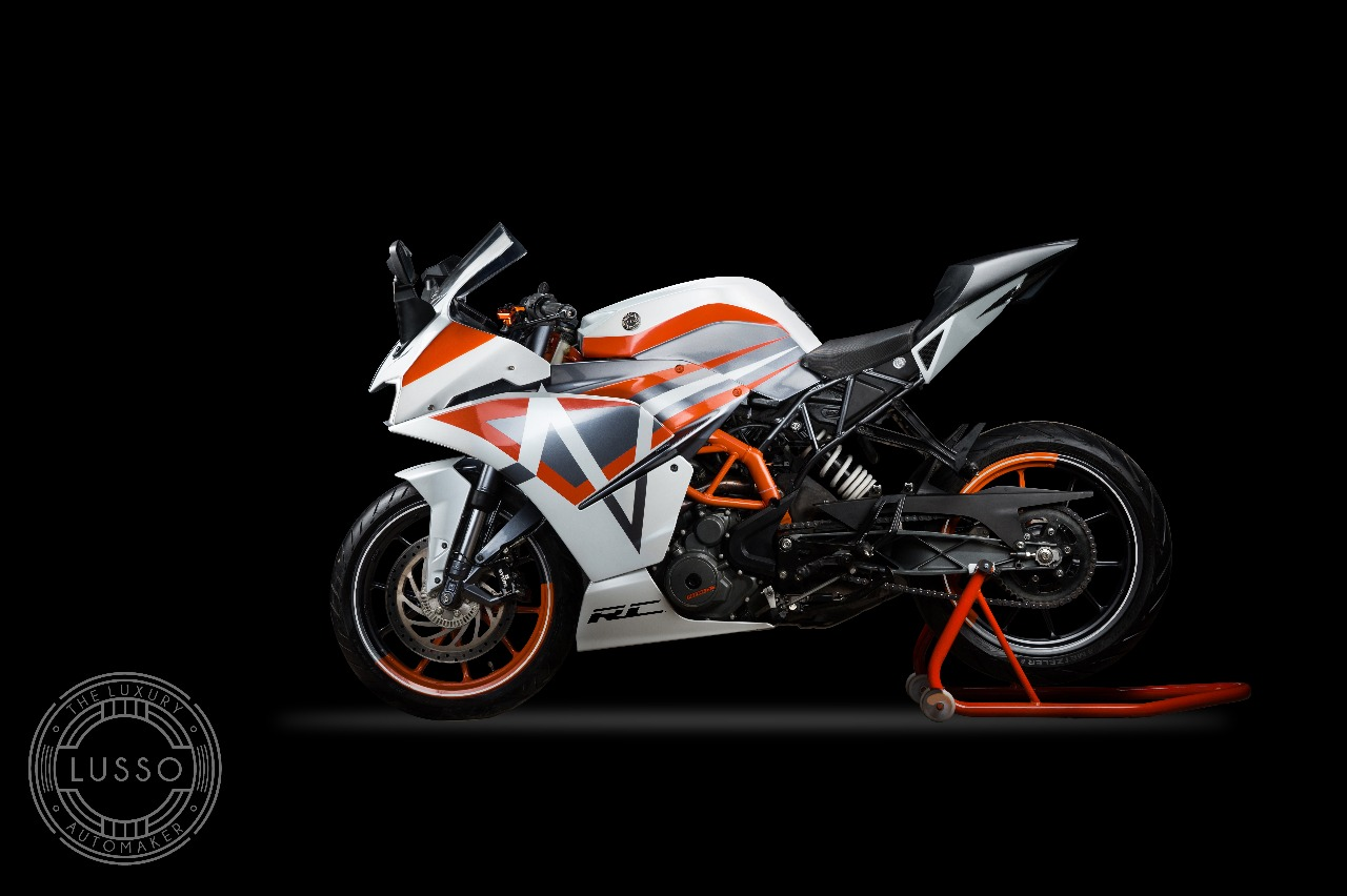 Top 5 Modified Ktm Duke 200 Duke 390 And Rc 390 From Around The World Autocargurus